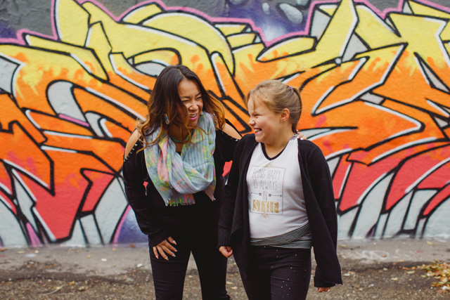 Girls who have a positive mentor are less likely to engage in destructive behaviour such as bullying, fighting, binge drinking or drug use.